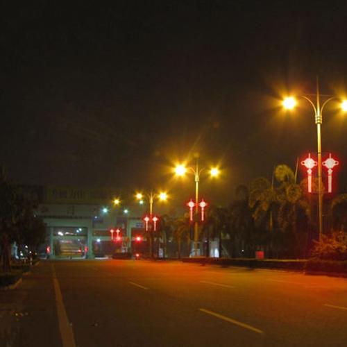 广东省汕头市中国结亮化工程