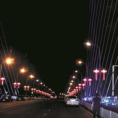 湖南衡阳中国结亮化工程