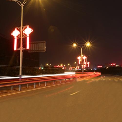 温州鹿城中国结亮化工程