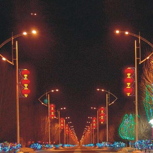 长沙市开福区中国结亮化工程