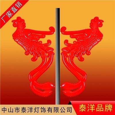 led中国结景观灯厂家