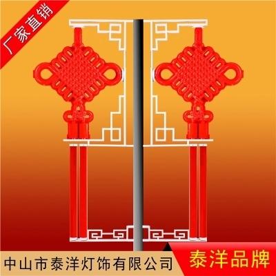 LED单耳发光中国结